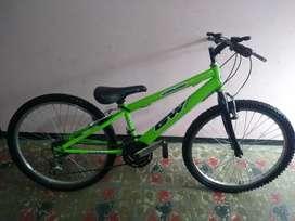 Bicicleta gw-shiman
