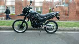 Vendo akt ttr200 en perfecto estado