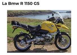 VENDO MOTO BMW  ADVENTURE R1150 GS AÑO 2003