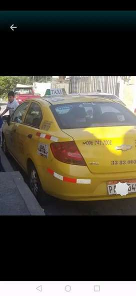 Chofer para taxi legal norte de Quito solo el día