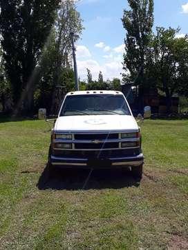 Chevrolet silverado 3500 hd v8