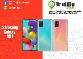 Samsung Galaxy A51 128 GB sellados tienda Física