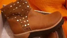botas de mujer n 36