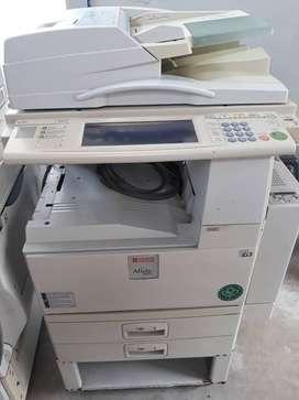 Ventas   de copiadoras usadas ricoh b/negro