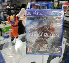 Ghost recon breakpoint play station
