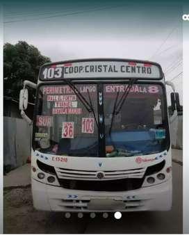 Bus de pasajeros (con puesto)