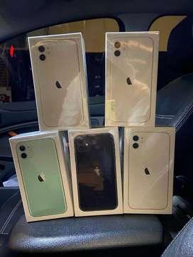 iPhone 11 64 GB NUEVO SELLADO