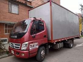 Camión Fotón