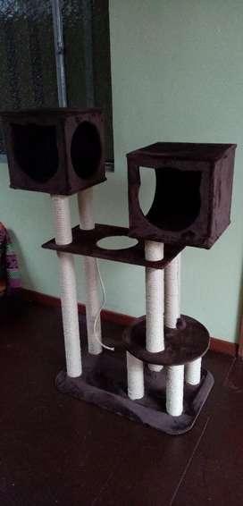Fabrica de Gimnasios,  para Gatos