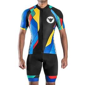 Uniforme blacksheep ciclismo colores