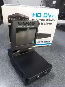 "DVR HD POŔTATIL CON PANTALLA TFT 2,5"" LCD"