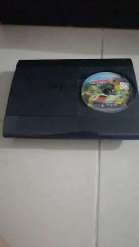play station 3,