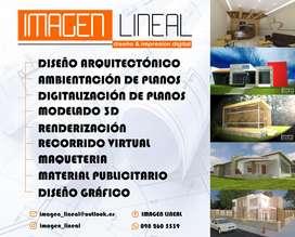Diseño y Visualización Arquitectónica garantizada.