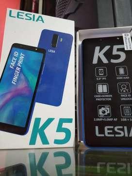 Excelente celular LESIA K5