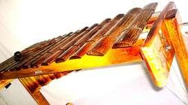 marimba de chonta de 14 notas