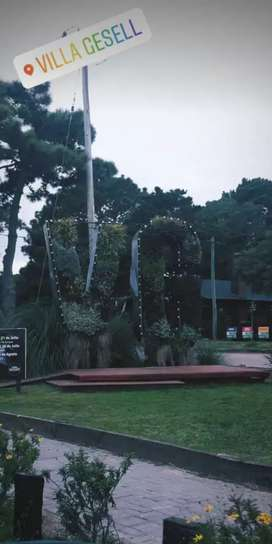 Se alquila casa en Villa Gesell