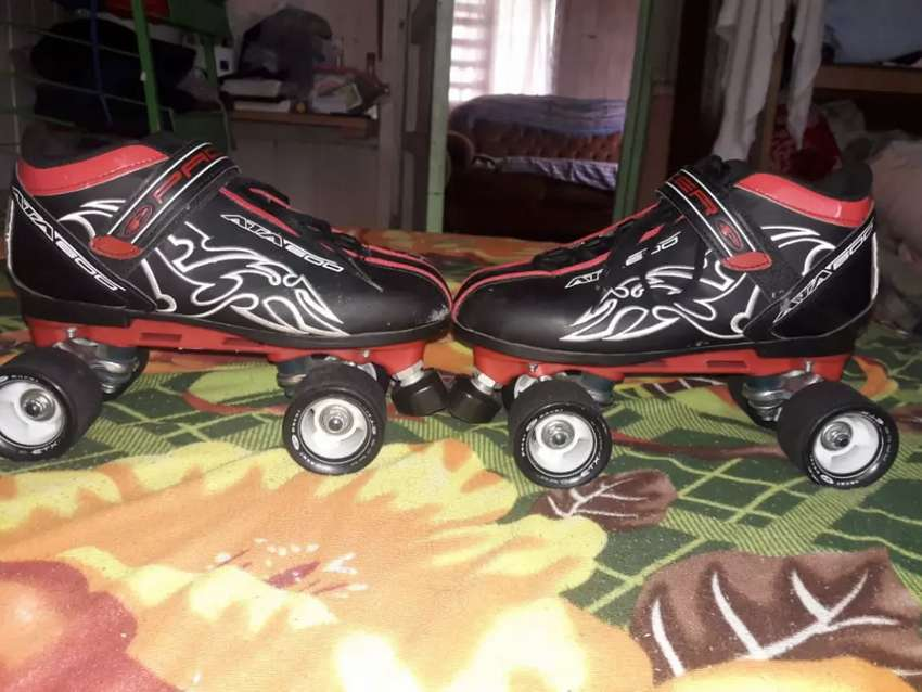 Patines profesionales 0
