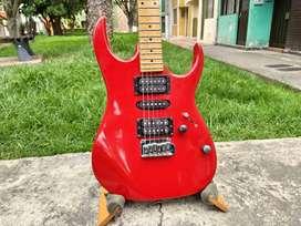 Guitarra eléctrica Ibanez EX Series EX170 Corea 1992