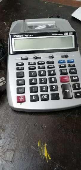 Calculadora en perfecto estado