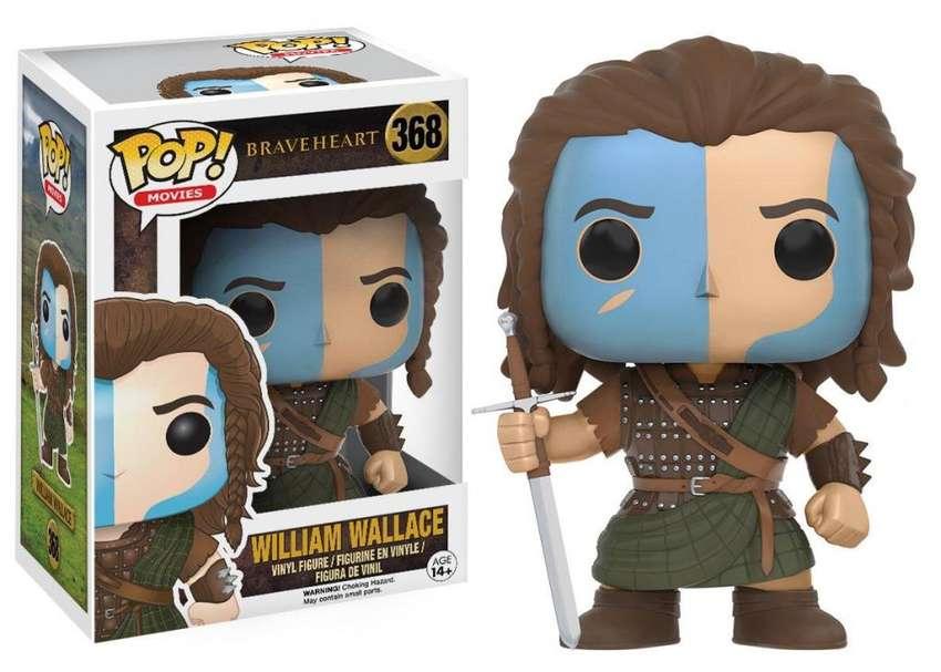 Funko Pop William Wallace #368 0