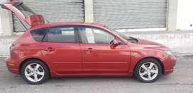 De venta Mazda 3 Sport MT 2000 año 2007