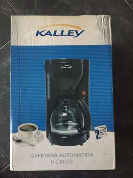 Cafetera marca Kaley