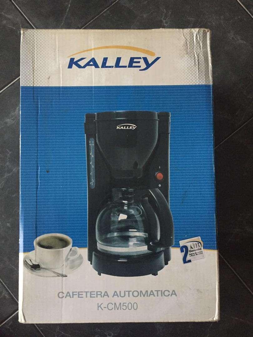 Cafetera marca Kaley