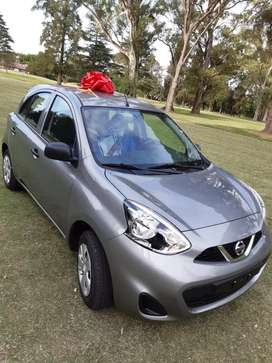 Nissan March Active 0km a patentar