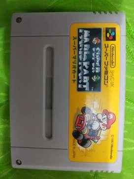 NINTENDO cassette Mario Kart