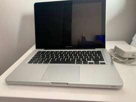 "Macbook Pro 13.3"" RAM 4GB DD500GB Plateado"