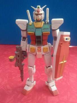 Lote #20 Gundam the origin RX