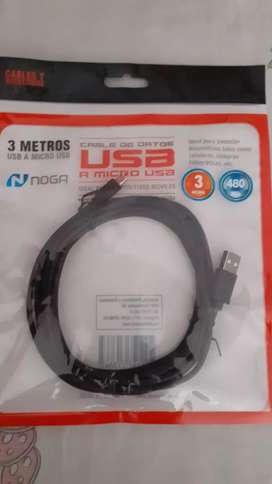 Vendo Cables HDMI y USB