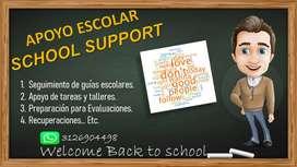 Apoyo escolar