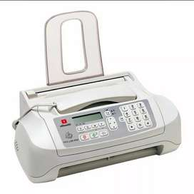 Telefono Fax Olivetti Fax Lab 105f