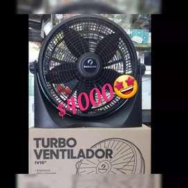 """Turbo de 16"""" LLEVO SIN COSTO POSADAS Y GARUPA"""
