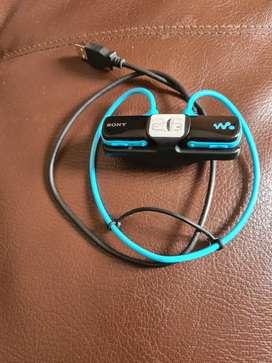 Sony walkman NWZ-W273 a prueba de agua