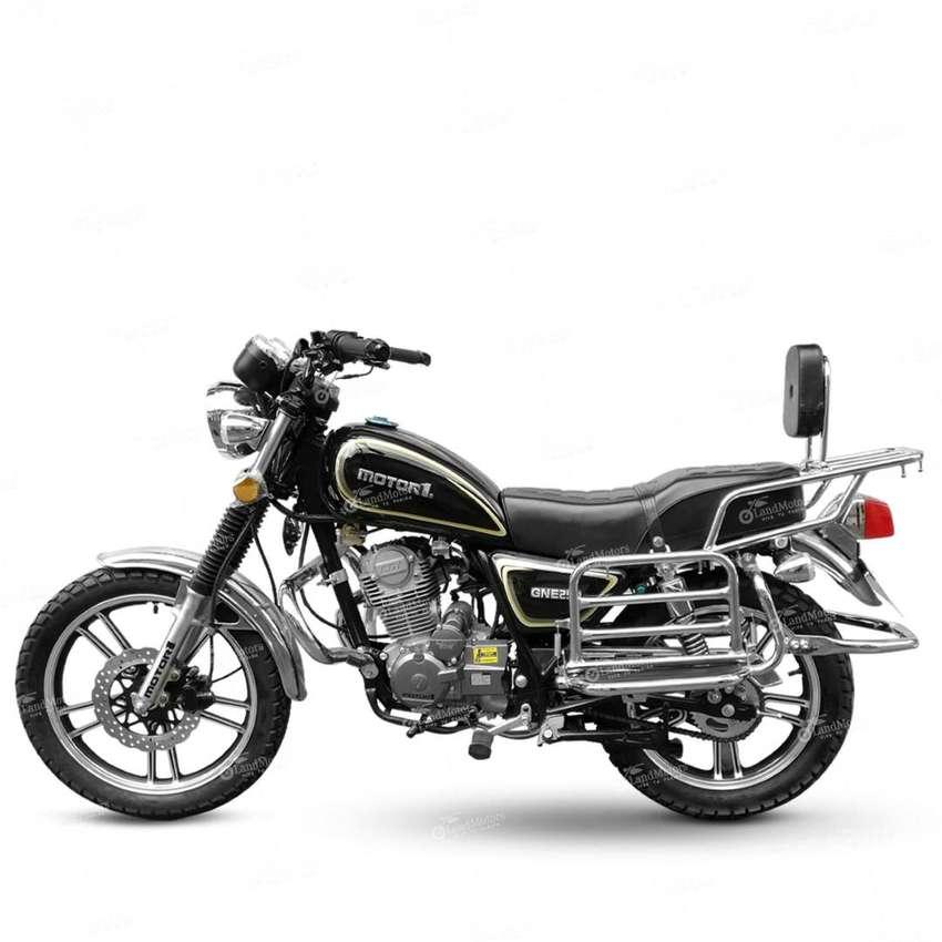 Moto Motor 1 GNE 250 Pregunta por nuestro Crédito Directo 0