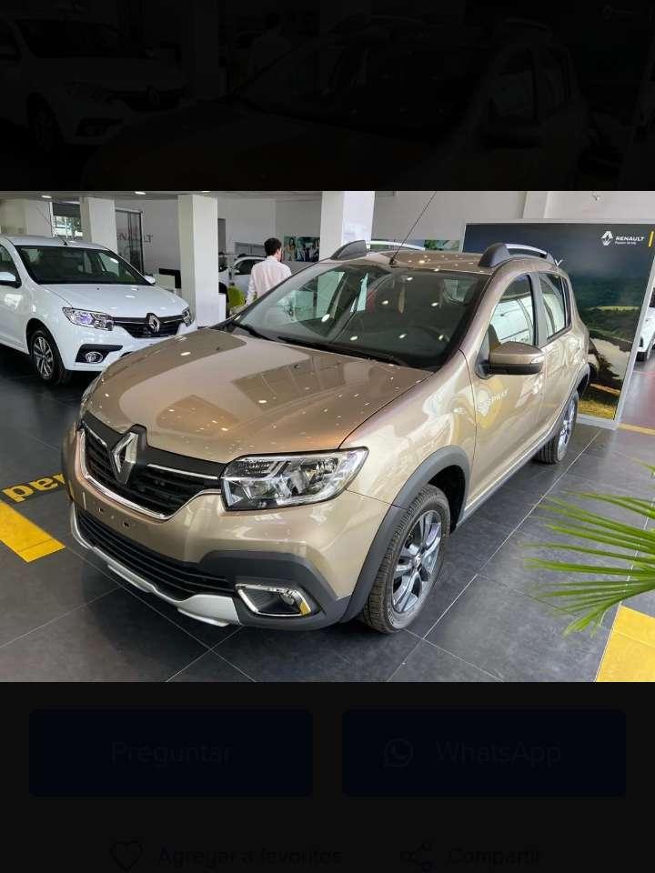 Renault Stepway Intense CVT 0