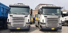 Tracto Remolcador Scania G420