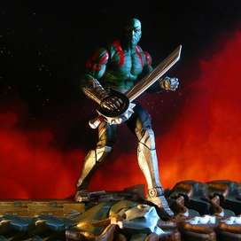 FIGURA DRAX Guardians of the galaxy DIAMOND MARVEL SELECT