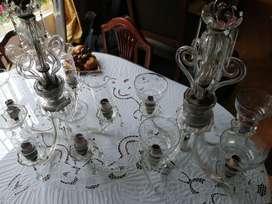 Lámparas Francesas Antiguas