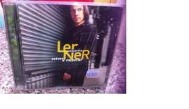 Cd Original Alejandro Lerner .-volver A Empezar- Usado