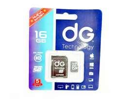 MEMORIA MICROSD DG 16GB