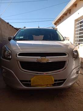 Vendo o permuto Chevrolet Spin LTZ