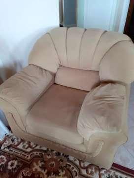 Vendo sillones de 1 cuerpo