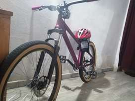 Bicicleta rin 26 para dirt