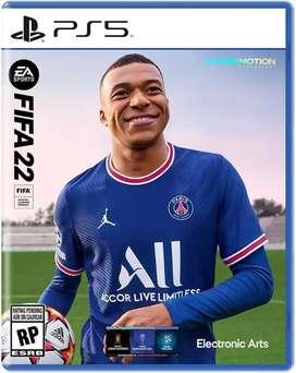 FIFA 22 PS4 y PS5