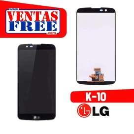 PANTALLA LG K10 K430 INSTALADO