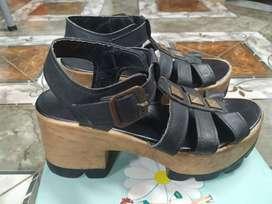 vendo sandalias de mujer