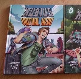 Virtual Hero El Rubius Libro Nuevo